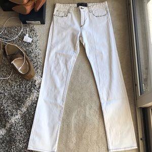 L.A.M.B White Jeans